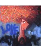 Madalina DINA Artiste Peintre